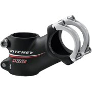 Ritchey Pro 30D Stem: 80mm, +30 degree, 31.8, 1-1/8, BB Black