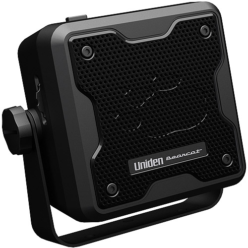 Uniden BC23A 15W CB Exterior Speaker Stereo Plug for Scanner and CB Compact