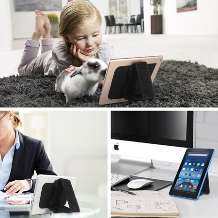 """Fintie Universal Tablet Stand Adjustable Hand Strap Holder for 7""""-11"""" iPad / Samsung / RCA / Cambio / Onn Tablets - image 4 de 6"""
