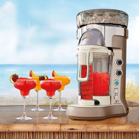 Margaritaville Bali Frozen Concoction Maker with Self-Dispensing Lever and Auto Remix Channel