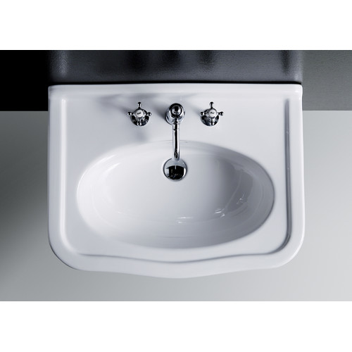 Bissonnet Florian Londra 23'' Console Bathroom Sink with ...