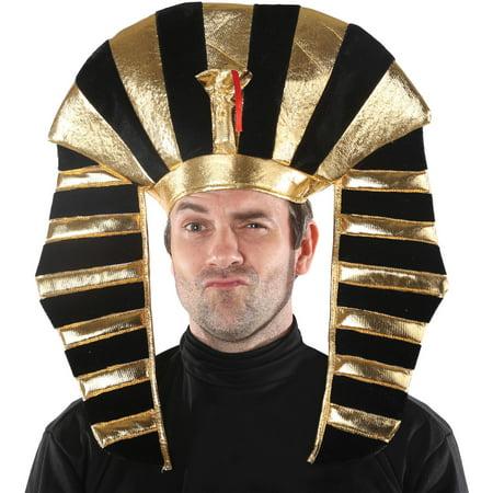 King Tut Hat Adult Halloween Accessory - Kings Cross Halloween 2017
