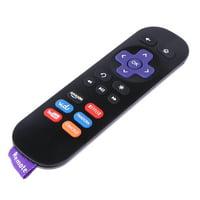 Roku Streaming Box/Media Player Remote 1 [Does Not Support Roku Stick/Roku TV, No Pairing button/No Headphone Jack]
