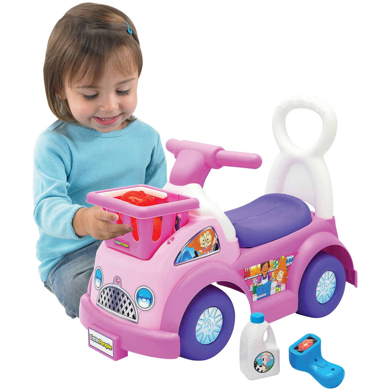 Little People Shop N Roll Ride Walmart