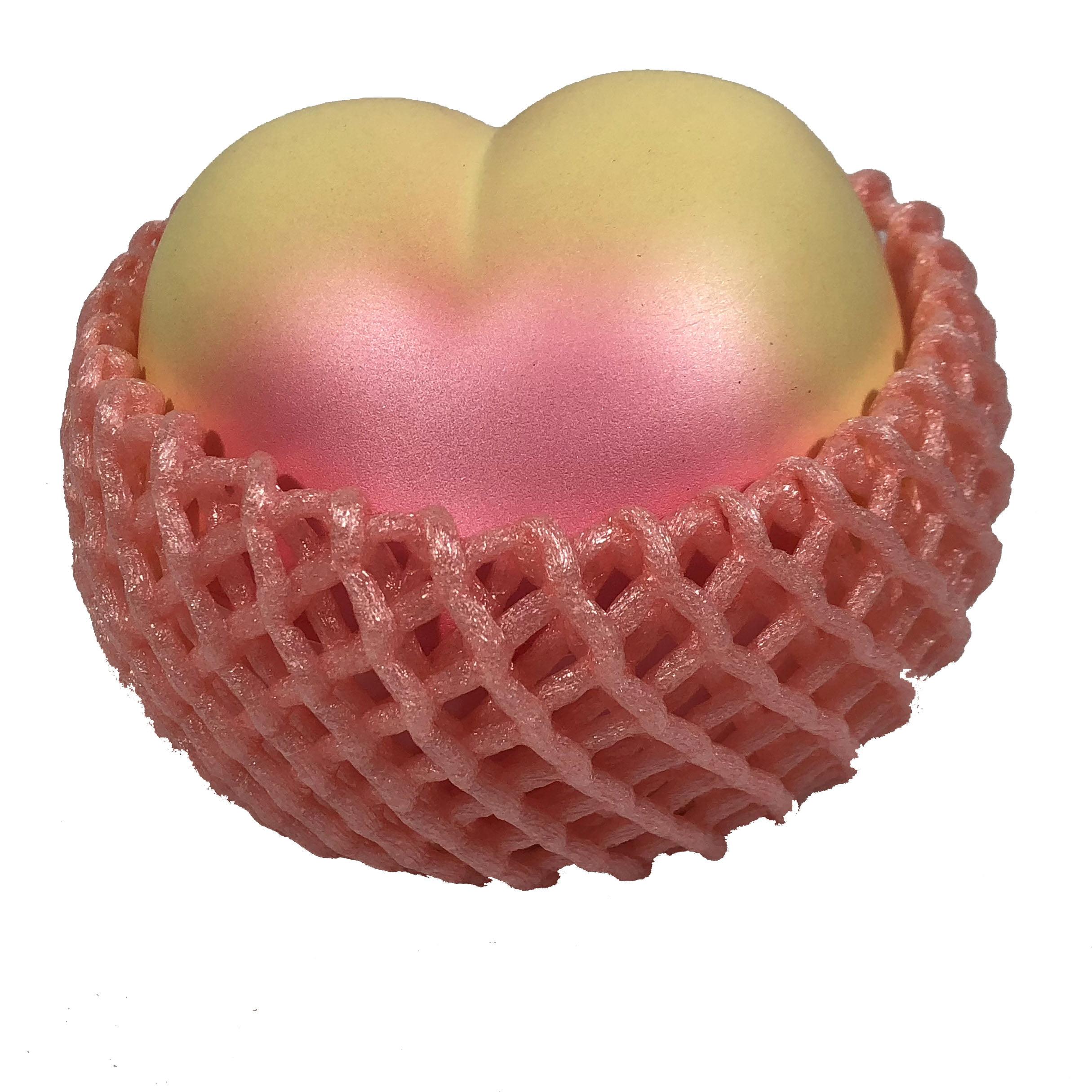 ibloom Mini Peach Squishy I Love Peach Series 3 Pink Color
