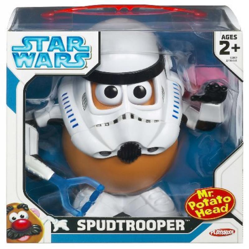 Playskool Mr. Potato Head Star Wars Legacy Spud Trooper by