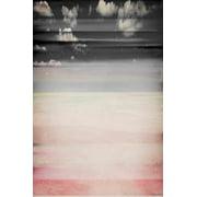 Parvez Taj Sandy Pink Print On Canvas Art Print On Premium Canvas