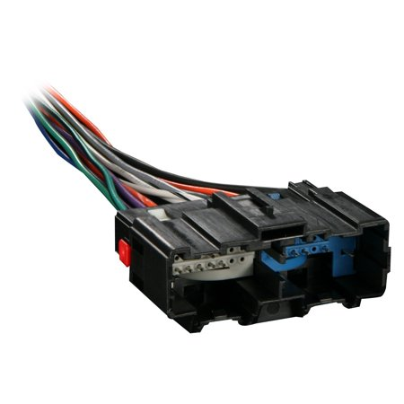 Strange Metra 70 2104 Radio Wiring Harness For 06 Up Gm Walmart Com Wiring 101 Cajosaxxcnl
