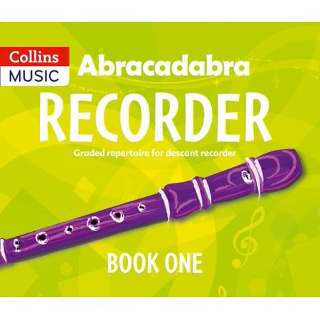 Abracadabra Recorder Book 1 (Pupil's Book) : 23 Graded Songs and Tunes - Halloween Theme Song On Recorder