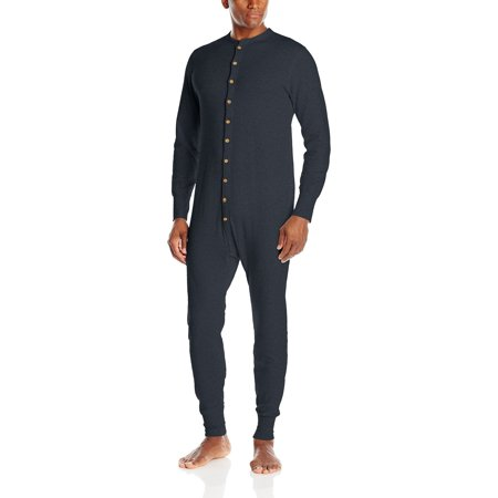 Duofold by Champion Originals Men`s Wool-Blend Union Suit - Best-Seller, M - image 1 of 1