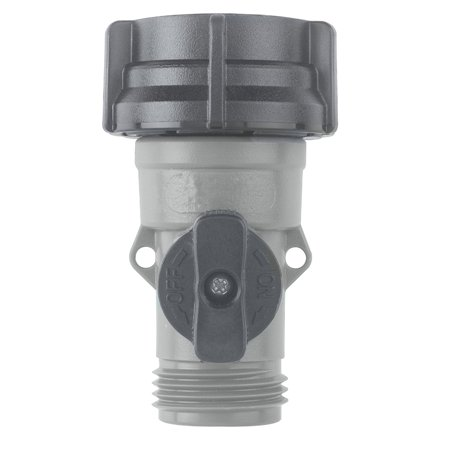 07V Nylon Hose Shut Off Valve ()