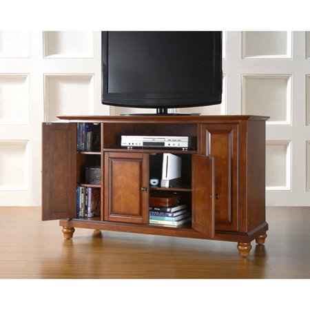 Crosley Furniture Cambridge TV Stand for TVs up to 48″