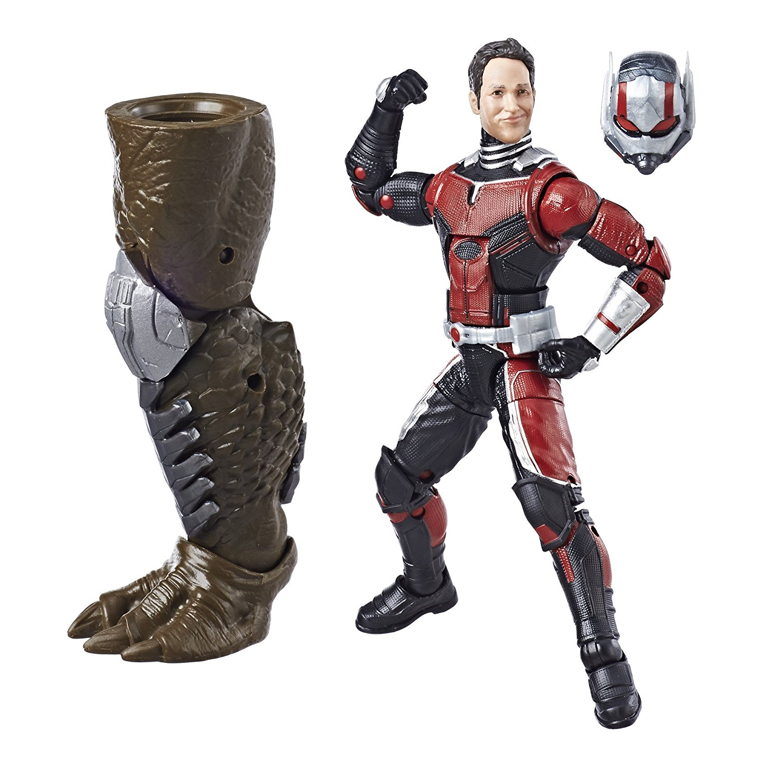 "Marvel Avengers Ant-Man & The Wasp Legends Series Ant-Man 6"" Inch Action Figure"