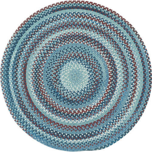 Kill Devil Hill Round Braided Area Rug