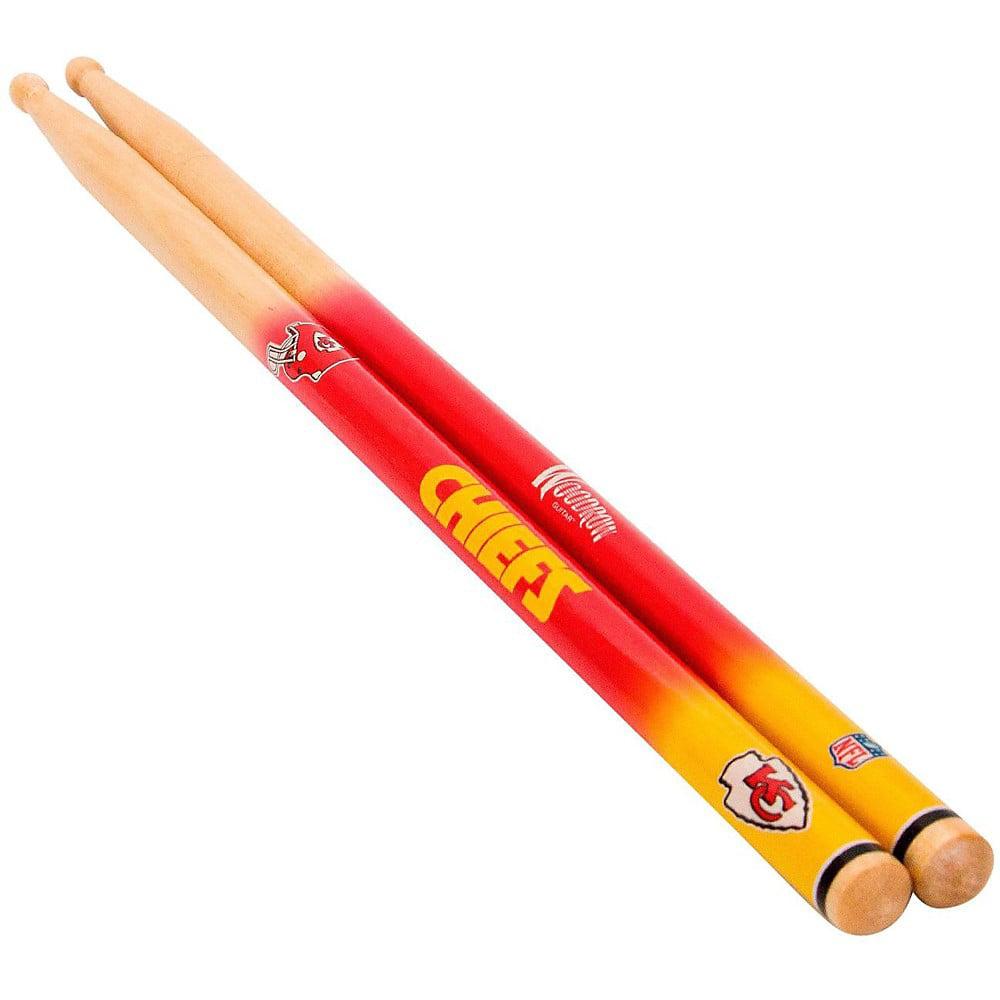 Woodrow Drum Sticks, Kansas City Chiefs