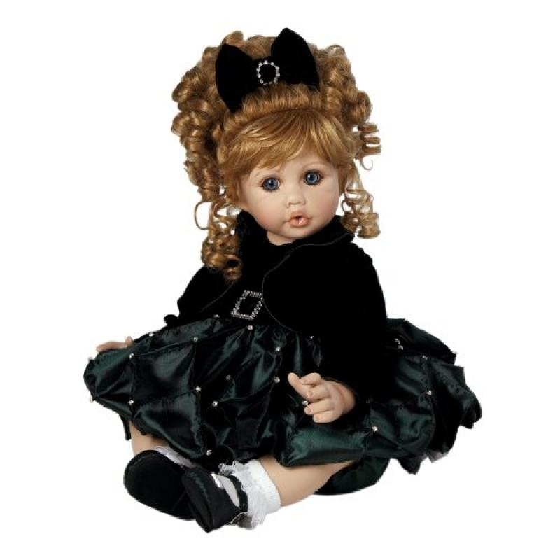 """Marie Osmond, Baby Eden-22nd Anniversary Toddler, 13"""" Seated Porcelain Collectible Doll by"""