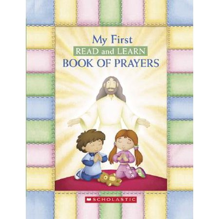 My First Read and Learn Book of Prayers (Board Book) (My First Prayer Book Catholic)