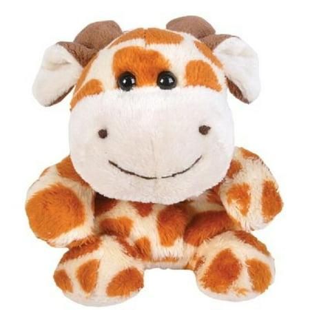 Giraffe Beanie Bean Filled Plush Stuffed Animal