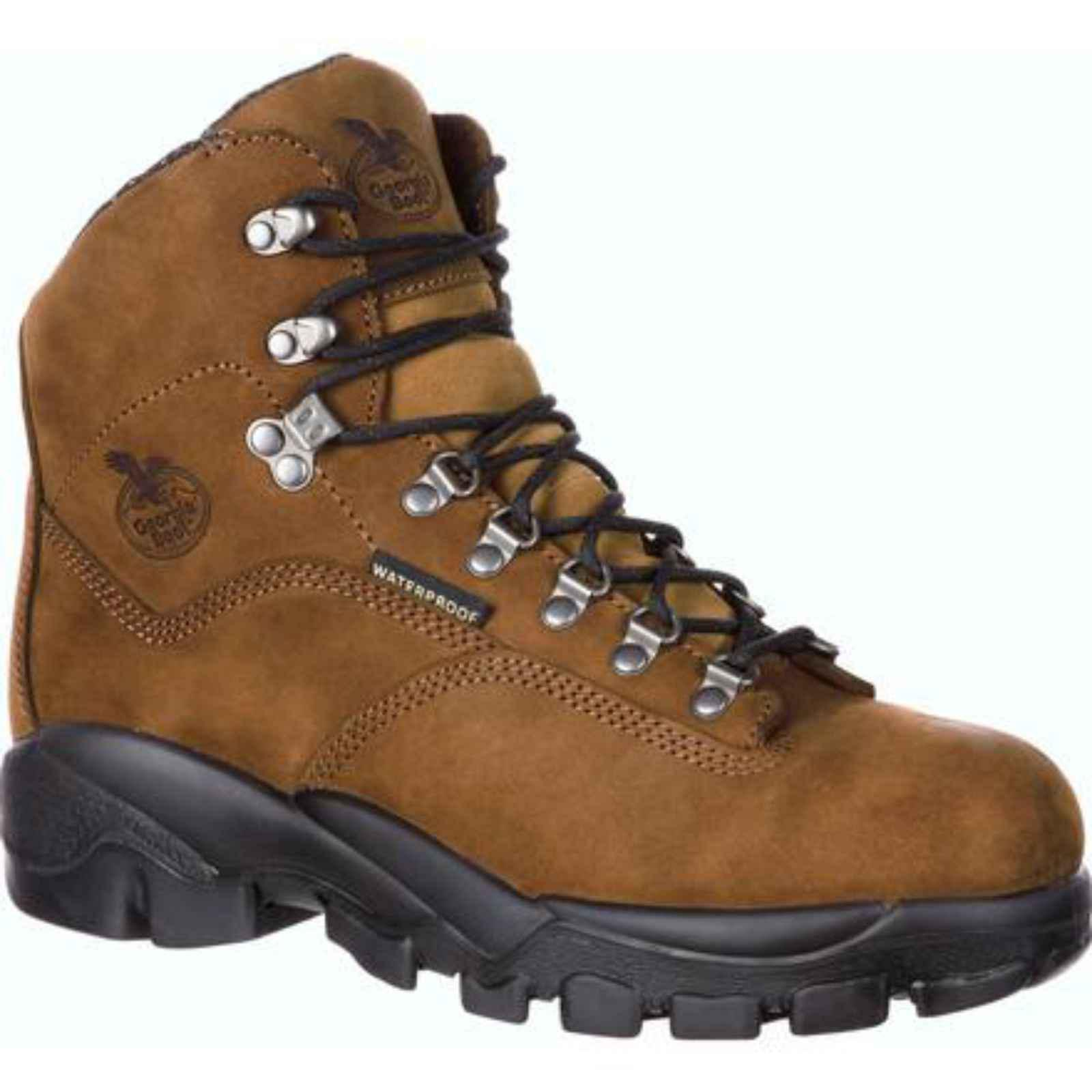 Men's Georgia Boot GB00125 Suspension System Steel Toe WP Work Boot by GEORGIA