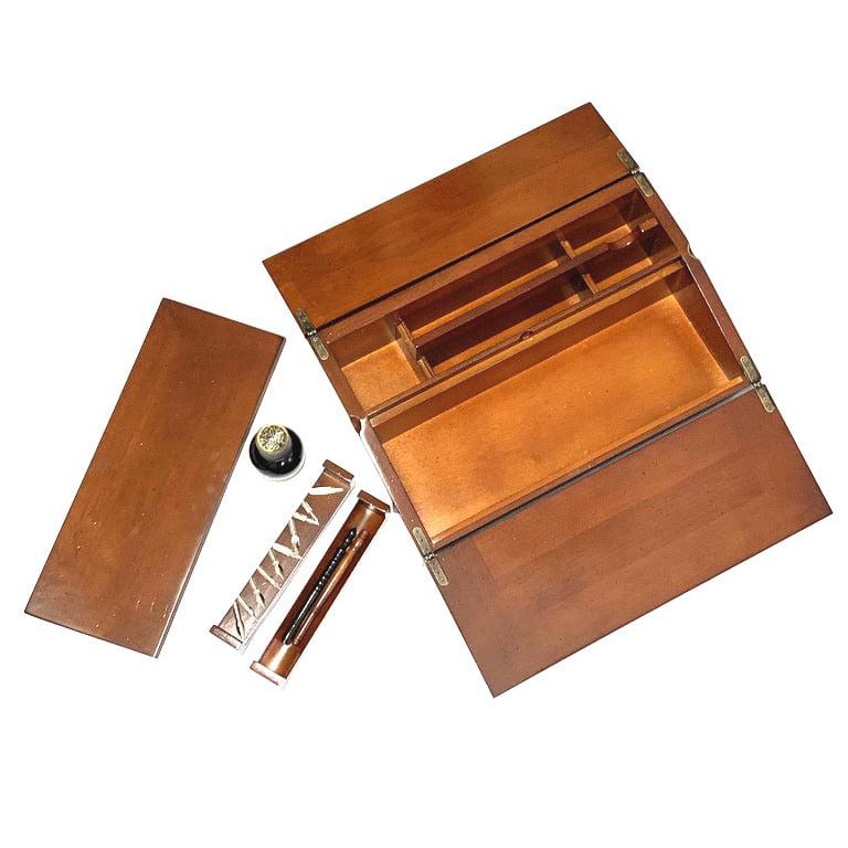 Authentic Models Campaign Lap Desk by Authentic Models
