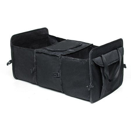 Insulated Thermal Car Trunk Boot Organiser Cooler Storage Bag Collapsible Box