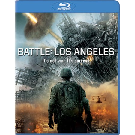 Battle: Los Angeles (Blu-ray) - Halloween Festival 2017 Los Angeles