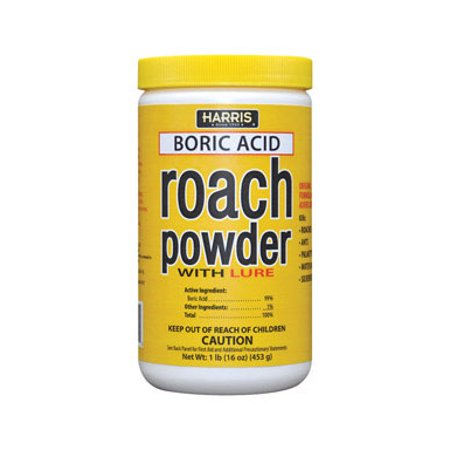 Harris Boric Acid Ant & Roach Killer (Best Boric Acid For Roaches)