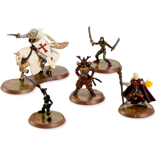 Wizards Of The Coast Heroscape Expansion Heroes of the Mo...