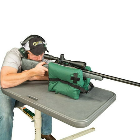 Unfilled Gun Rest Shooting Rest Bag Outdoor Hunting Target Shooting Sports Gun (Best Shooting Rest For Hunting)