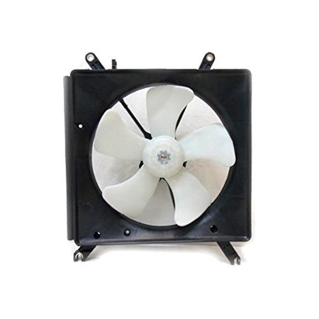 Engine Cooling Fan Assembly - Pacific Best Inc For/Fit HO3115105 90-93 Honda Accord A/T ND 92-96 Prelude ND 97-99 Acura CL