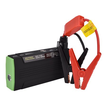 30000mAh Car Jump Starter 12V Charger Battery Multi-functional 4 USB Power