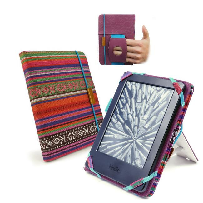 Tuff Luv I4-12 Embrace Plus Material Case Cover for Amazo...