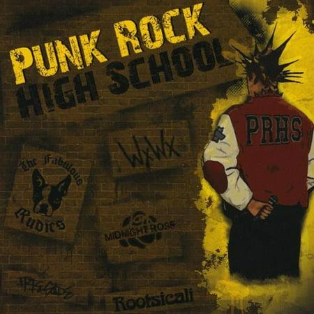 Halloweentown High Soundtrack (Punk Rock High School)