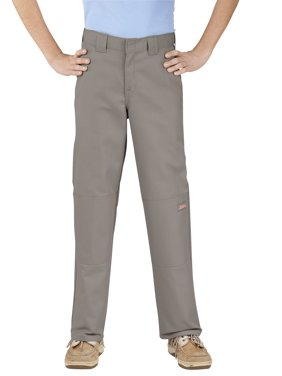 Genuine Dickies Boys School Uniform Slim Double-Knee Multi Pocket Twill Pants (Little Boys & Big Boys)