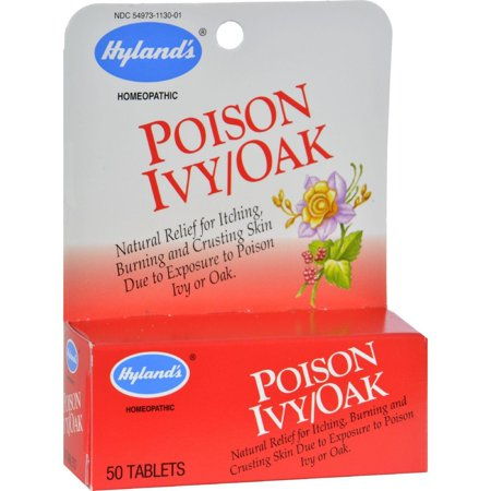 Hyland's Poison Ivy Oak - 50 Tablets ()