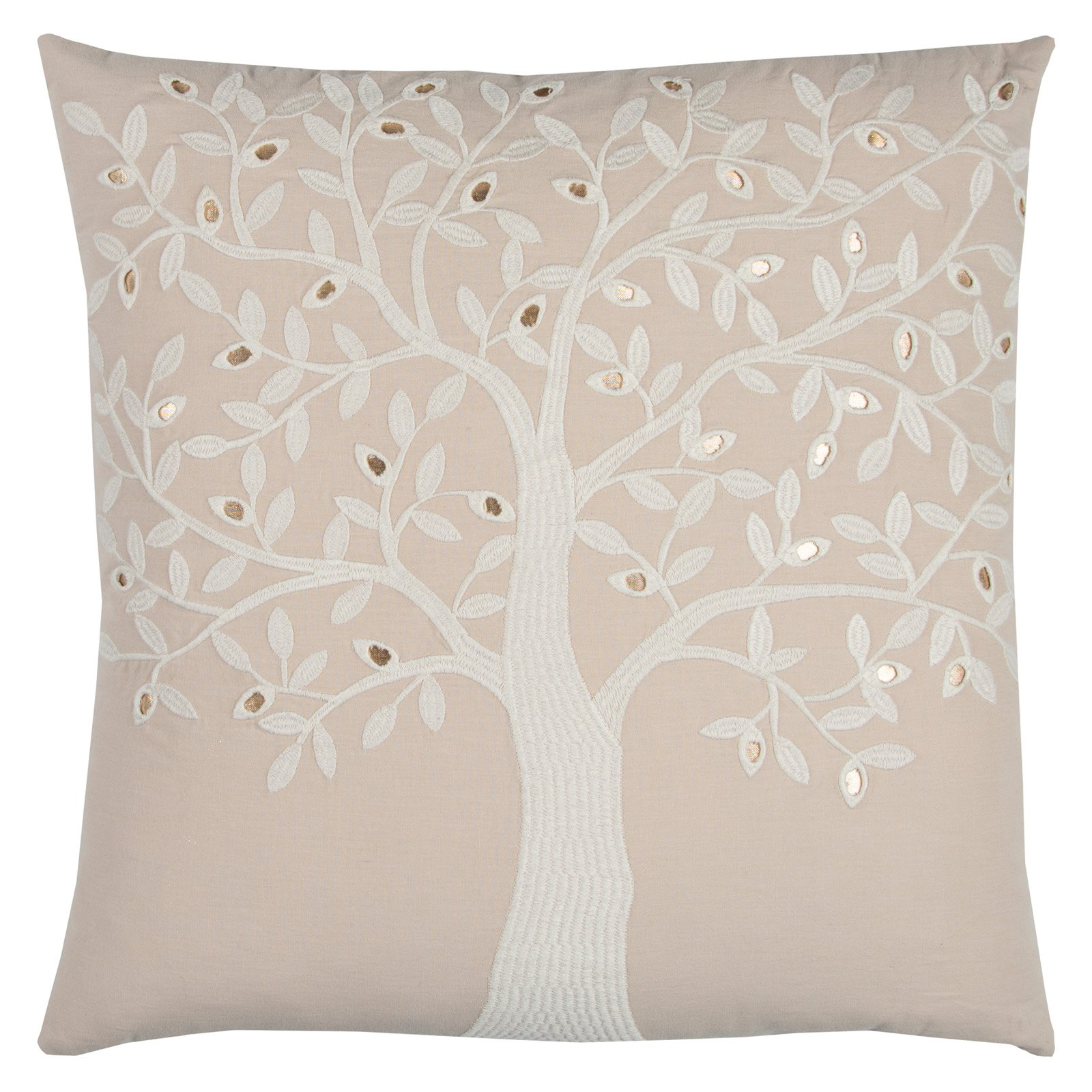 Rizzy Home Tree20X20Cottondecorative filled pillow