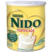 Nestle NIDO Fortificada Whole Milk Powder 28.1 oz. Canister Powdered Milk Mix