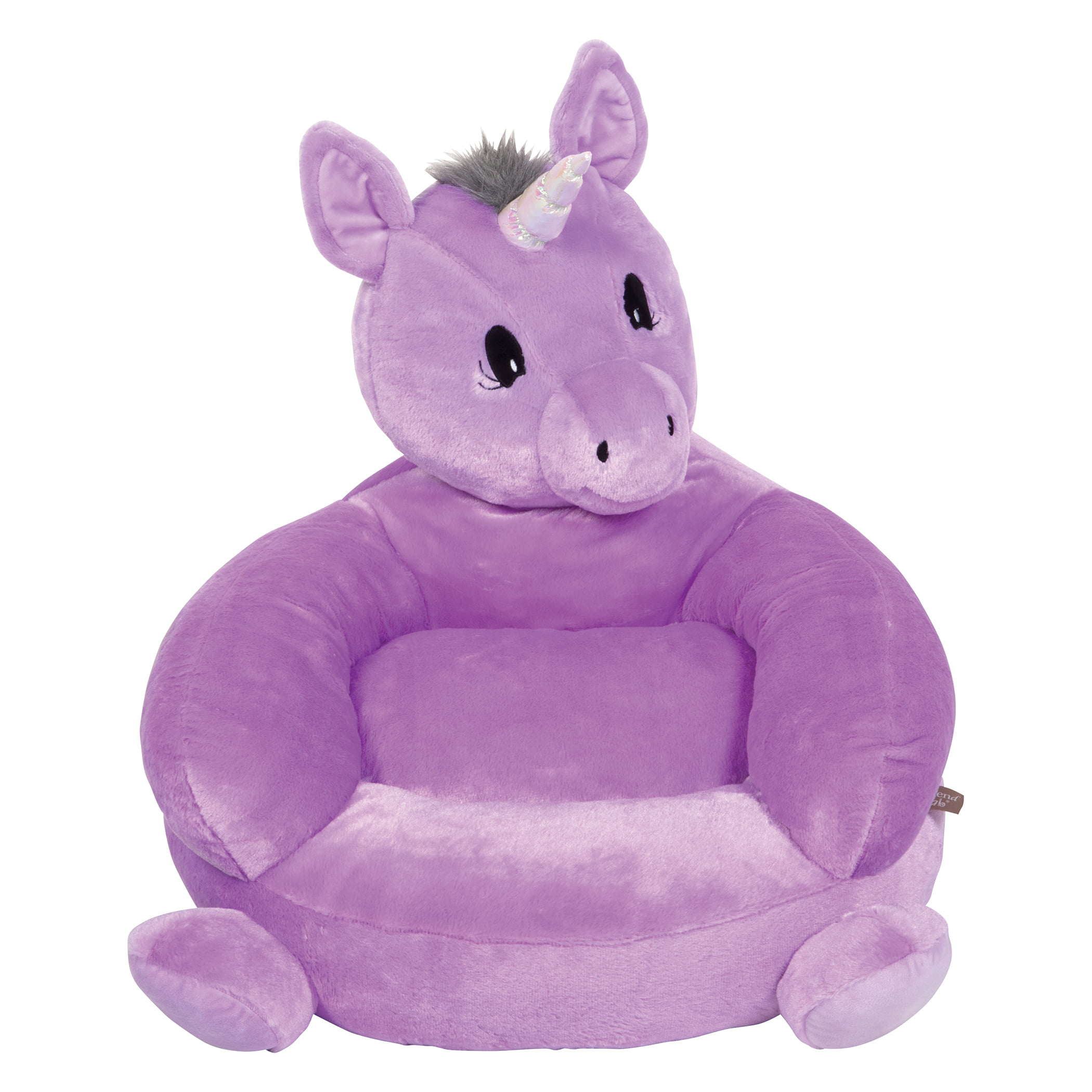 Merveilleux Trend Lab Childrenu0027s Plush Unicorn Character Chair