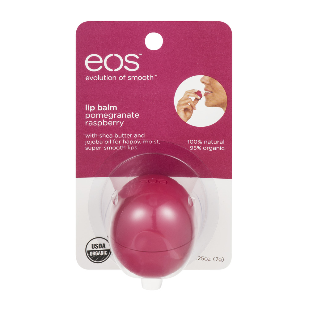 eos Lip Balm Pomegranate Raspberry, 0.25 OZ