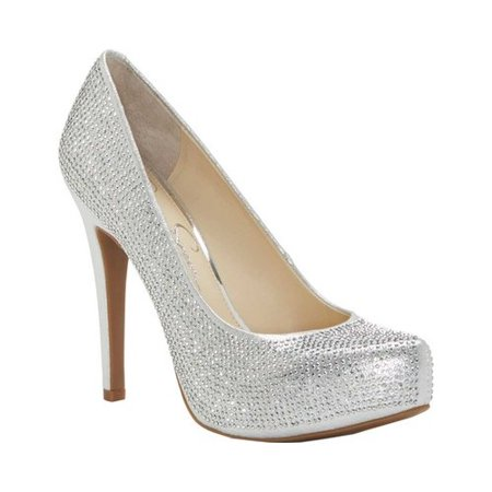 Women's Jessica Simpson Parisah Platform Pump - Jessica Simpson Peep Toe Shoes