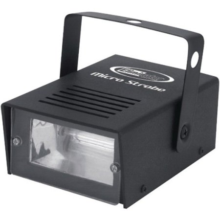 Eliminator Lighting Micro Strobe - Strobe Christmas Lights