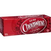 Cheerwine Legend Soft Drink, 12 Fl. Oz., 12 Count