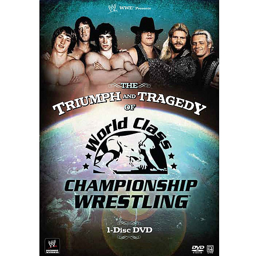WWE: Triumph And Tragedy Of WCW (Full Frame)