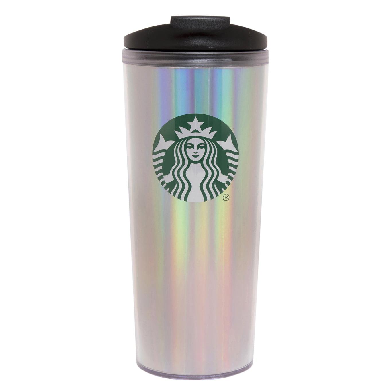 Starbucks 16oz Plastic Tumbler Iridescent