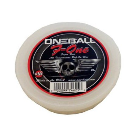 One Ball Jay Superfast F-1 Universal Rub-On Wax - - One Ball Jay Snowboard Wax