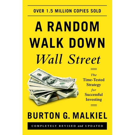 A Random Walk Down Wall Street (Paperback) - Walking On The Street Halloween