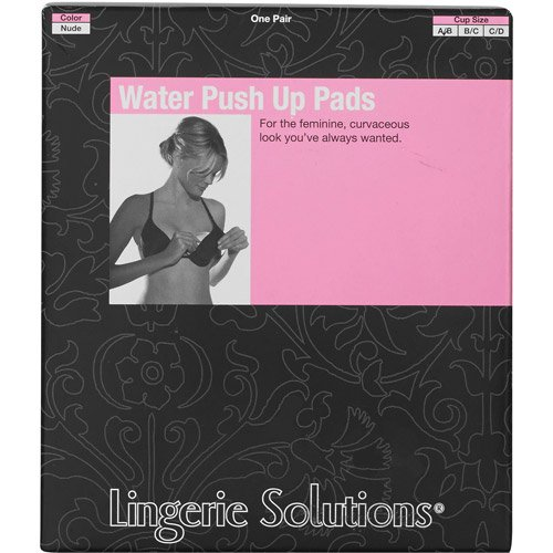 014a41bf86b87 Lingerie Solutions - Women s Water Push Up Pad - Walmart.com