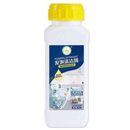 OkrayDirect Quick Foaming Toilet Cleaner For Toilet Washing Machine Sink Floor Tile