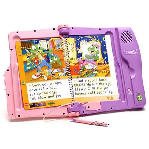 LeapFrog: LeapPad Learning System Pink-Purple by