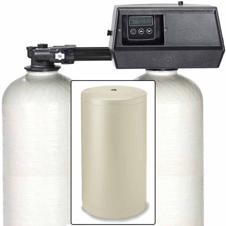 48k Digital Dual Tank Alternating Iron Pro Water Softener